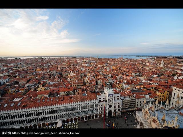 ヴェネツィア景観