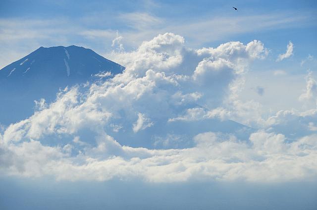 夏富士景観 -  2