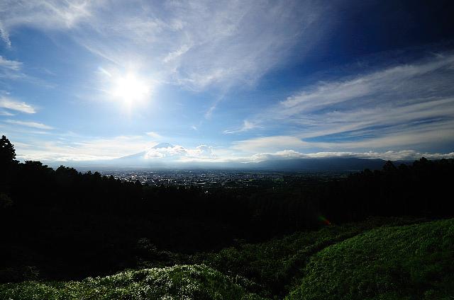 夏富士景観 -  6