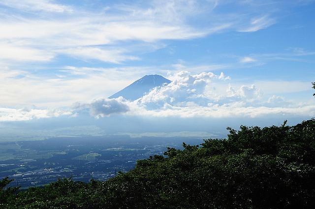 夏富士景観 -  3