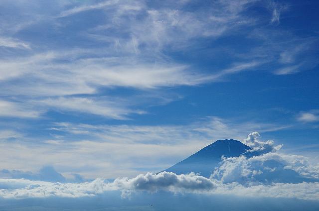 夏富士景観 -  1