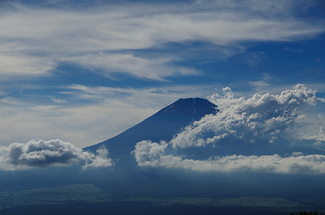 夏富士景観 -  5