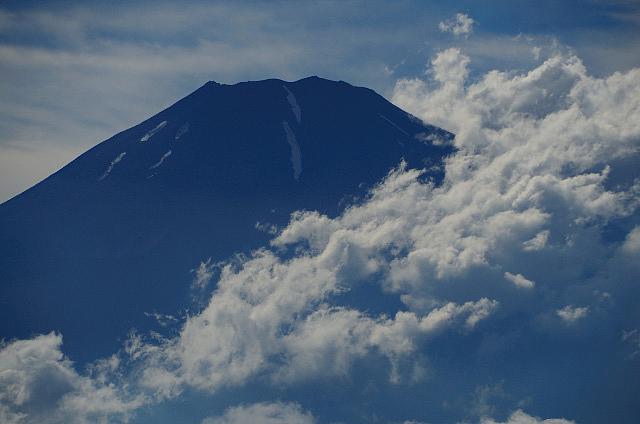 夏富士景観 -  4