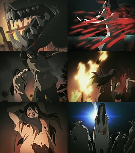 BLOOD+ 第01話 001