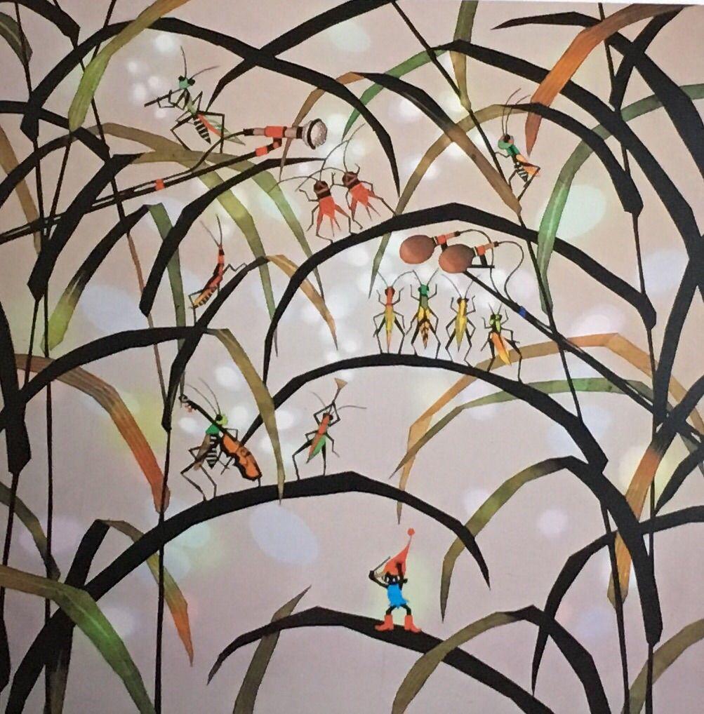 森 美術館 の 影絵