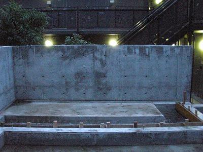 擁壁仕上り・091112 (2)