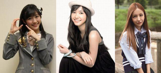 中国で人気の日本人女性タレント