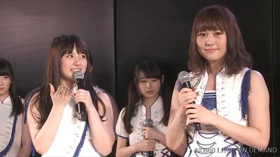 AKB48横島亜衿、卒業発表http://shiba.2ch.net/test/read.cgi/akb/1483702815/