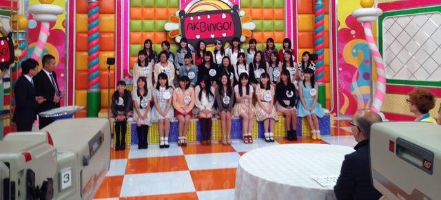 AKB48ドラフト会議AKBINGO