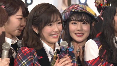 【NHK紅白】AKB48曲目・視聴者投票の最終結果1位まゆゆ、2位山本彩、3位珠理奈のセンター曲...最下位ハート・エレキは222票だけhttps://rosie.2ch.net/test/read.cgi/akb/1514726307/