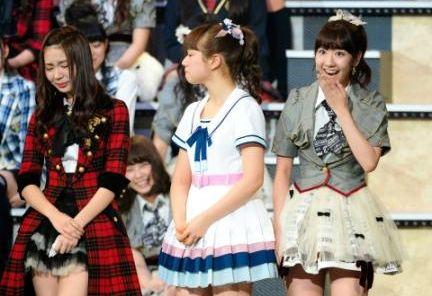 AKB48大組閣祭り柏木由紀