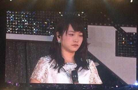 AKB48川栄李奈が卒業発表