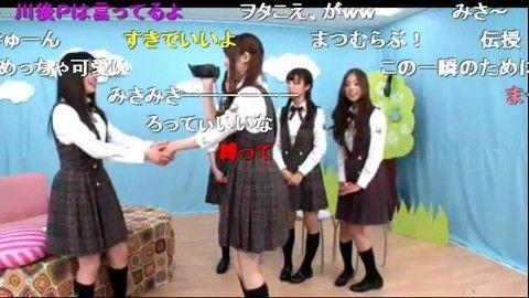 乃木坂46松村沙友理の握手会に来るヲタのモノマネ