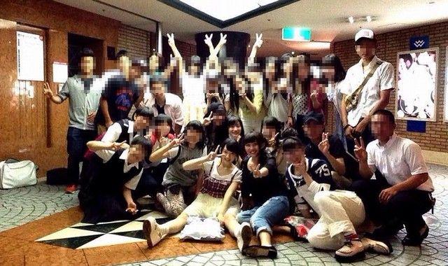NMB48薮下柊クラス写真