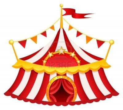10870491-circus-tent
