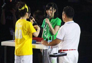 AKB48大運動会の後半