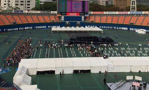 AKB48握手会、心のプラカード@横浜