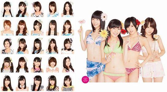 AKB48公式カレンダー2015