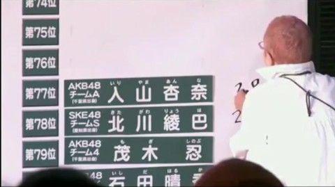 AKB48総選挙速報366