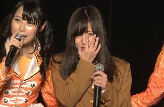 大場美奈SKE48劇場挨拶