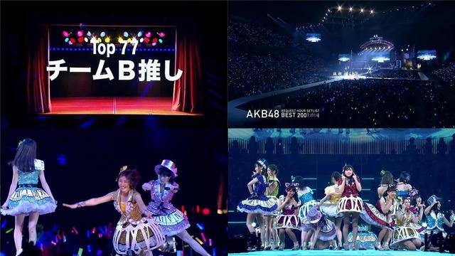 AKB48 リクエストアワーセットリストベスト200