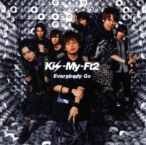 Kis-My-Ft2EverybodyGo