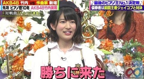 AKB48竹内美宥