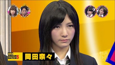 AKB48岡田奈々