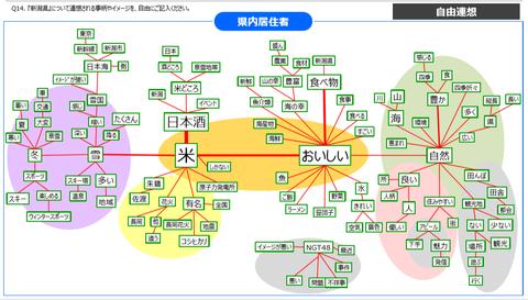 新潟県が新潟の魅力を調査 「NGT48」「不祥事」「イメージが悪い」などの連想ワード浮かぶhttps://rosie.2ch.net/test/read.cgi/akb/1565210339/