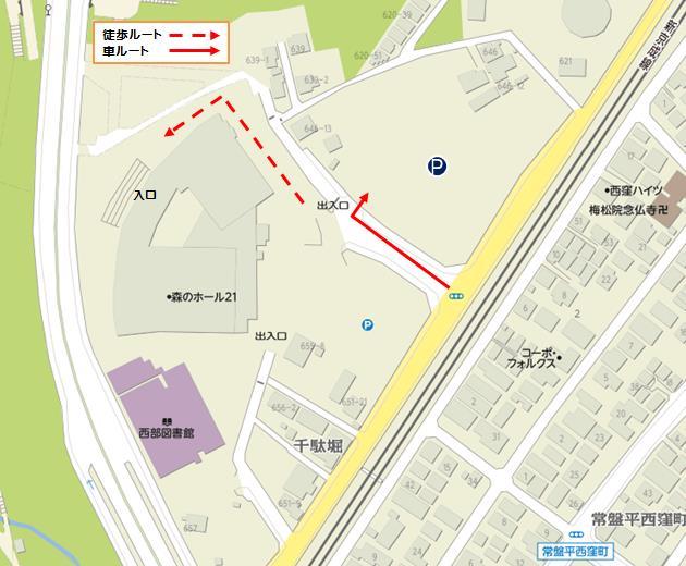 ライブ会場探訪レポート : 森のホール21(松戸市文化会館)