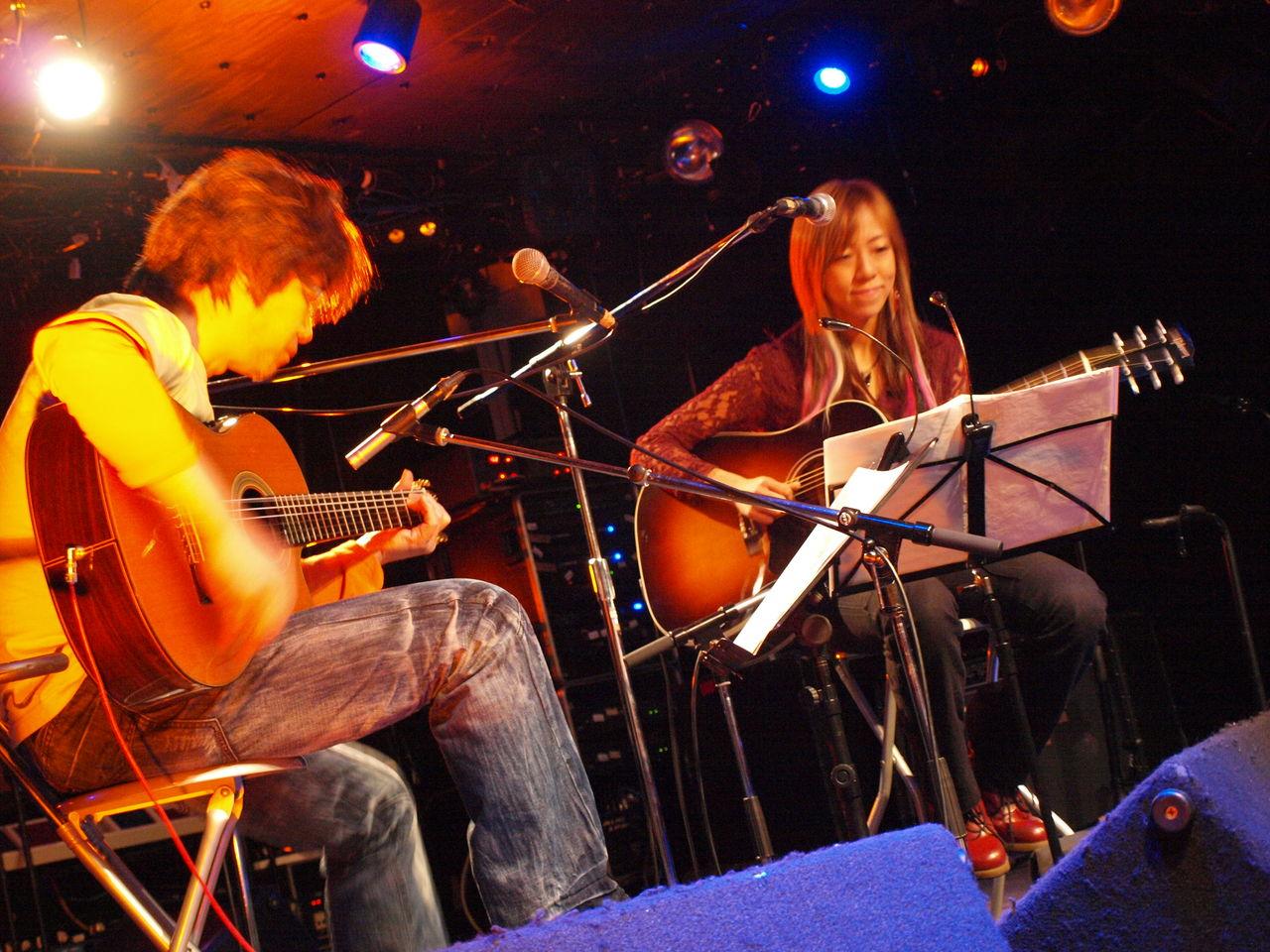 FUZZ LIVE PHOTO GALLERY  J&K ~ ライブDVD Live Lab.「J&K」発売記念ライブ ~コメントトラックバック                livehousefuzz