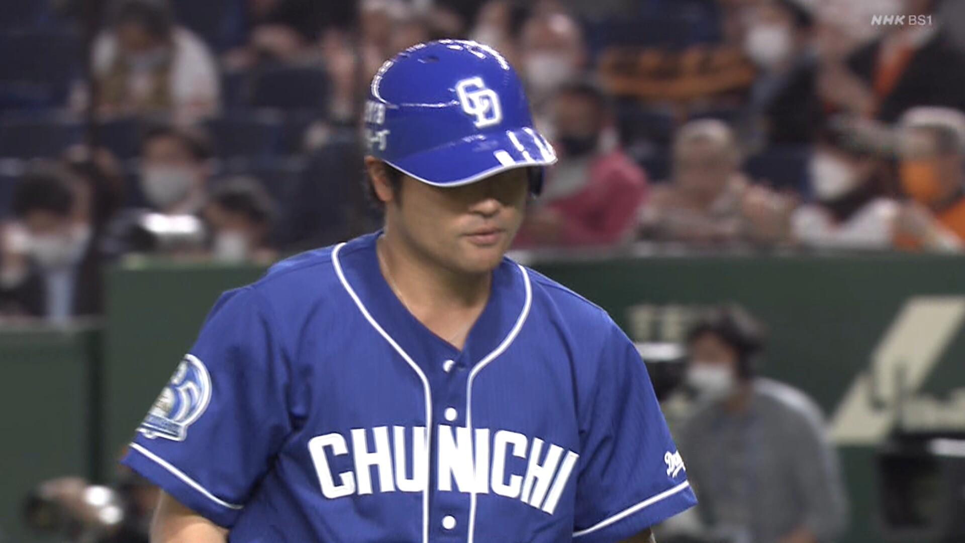 和田一浩さん「平田はなんのためにバットを持っているのか、思わず問い掛けたくなった」