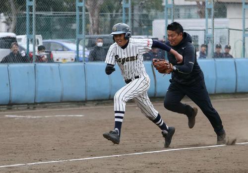 村田修一、野球教室で大しゃぎ「なめんなよ!まだ走れるんだぞ!」「高校時代はエースだったんだぞ!」