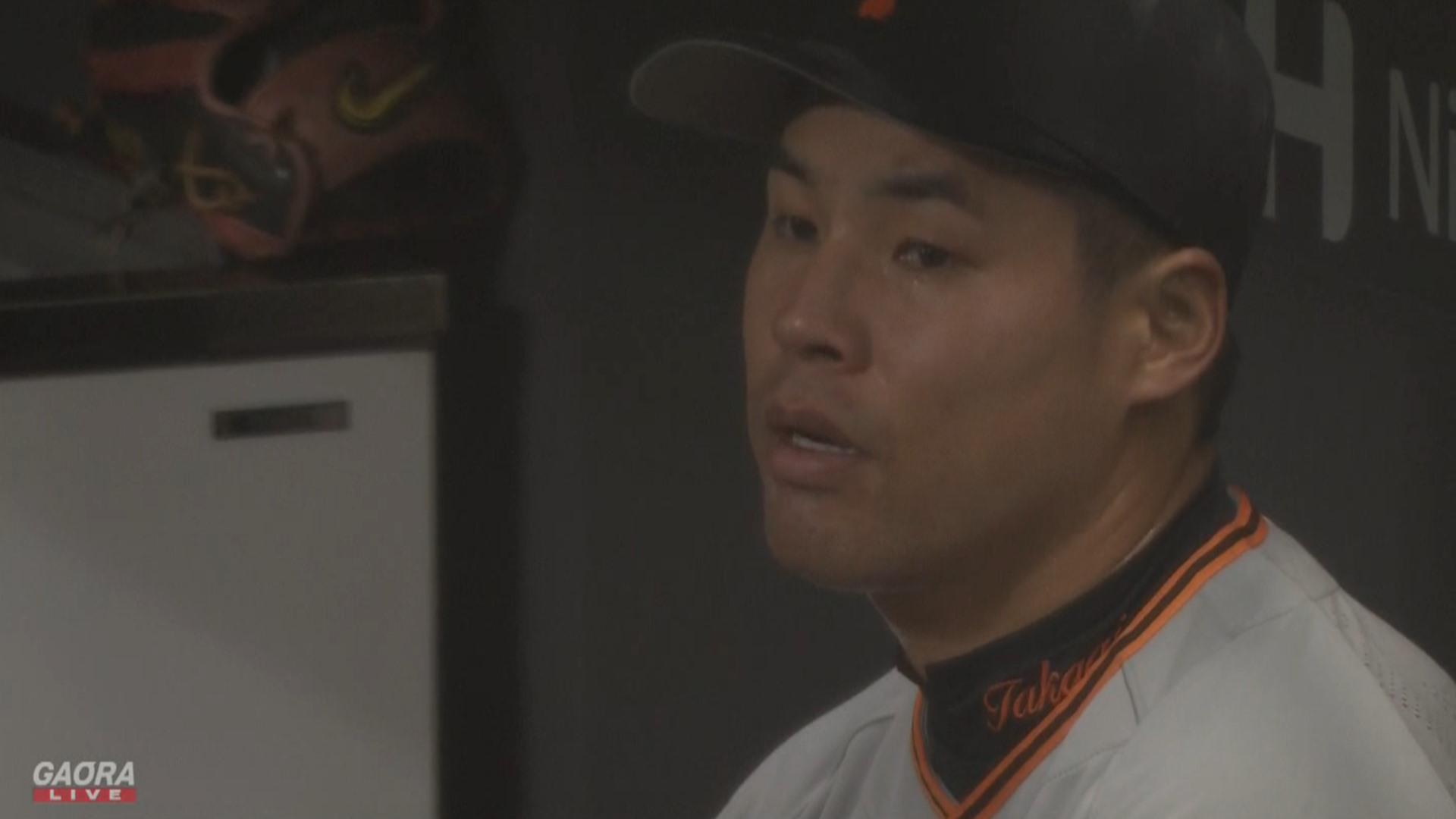 高木京介、ついにプロ初黒星 王柏融が決勝ホームラン
