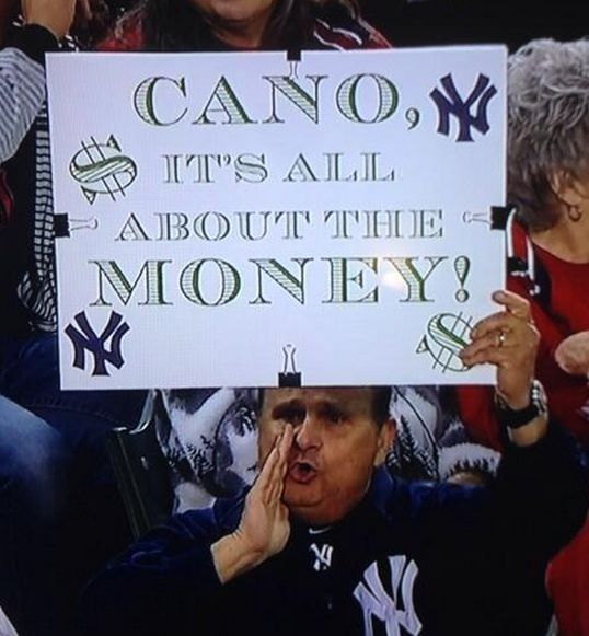 Yankees-fan-Robinson-Cano-all-about-money