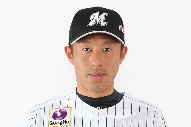 ロッテ・岡田幸文 .000(33-0) 0本 0打点