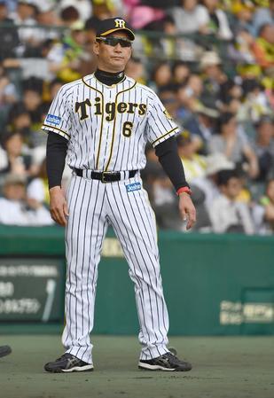 阪神 打率.225 9HR 54得点 1盗塁 ← ぜんぶリーグ6位