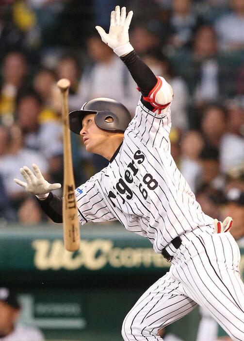 阪神・俊介 今季限りで引退