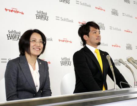 ソフトバンク・松田、2億2000万円+出来高で2年契約wwwww (まとめては)いかんのか? 1