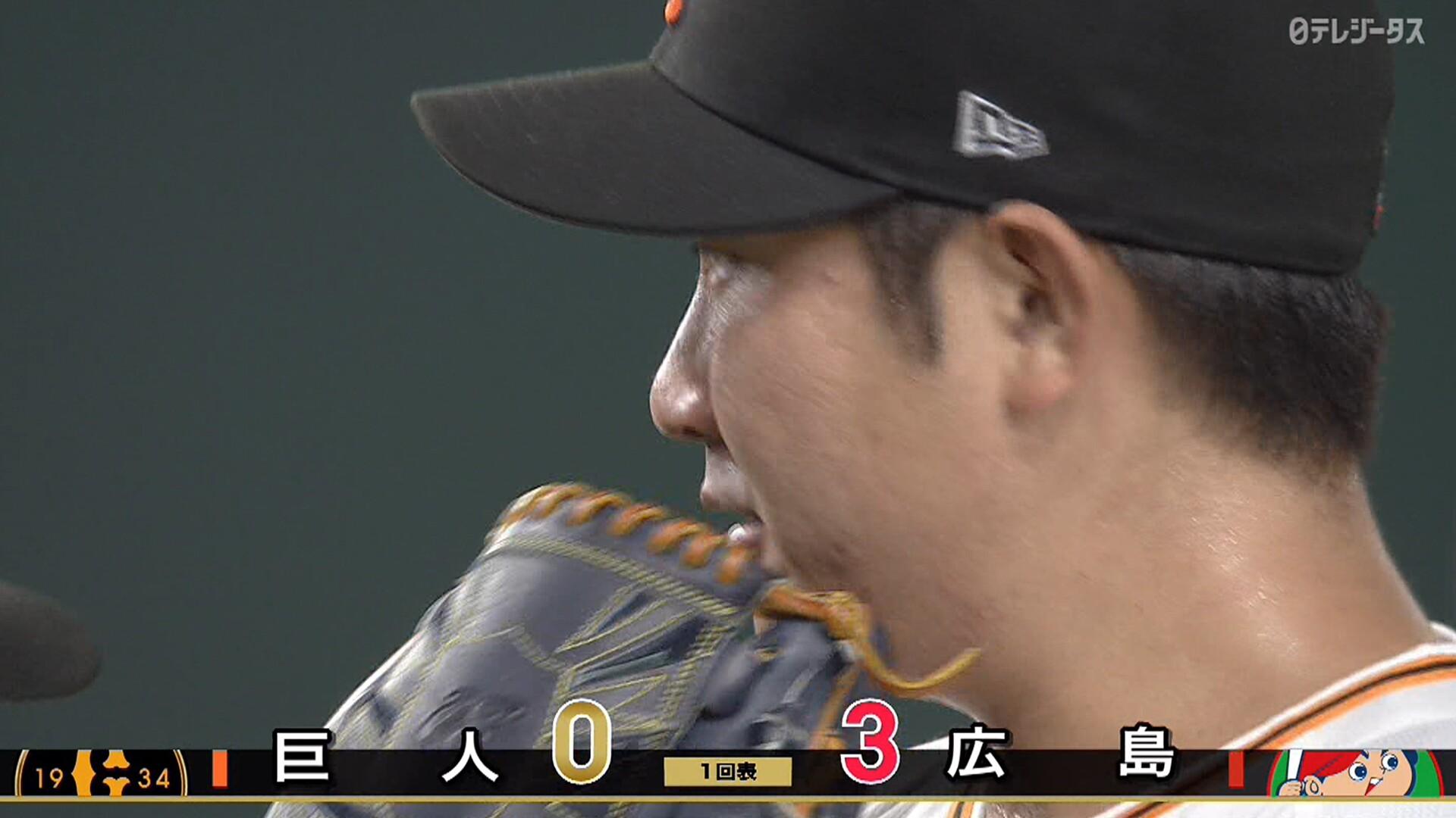 菅野、初回に2被弾3失点 前回と何も変わってないやんけ!