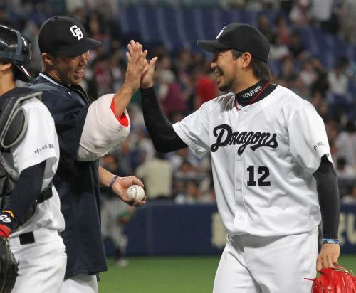西武・平良、プロ野球記録にあと3試合 開幕から28試合連続無失点