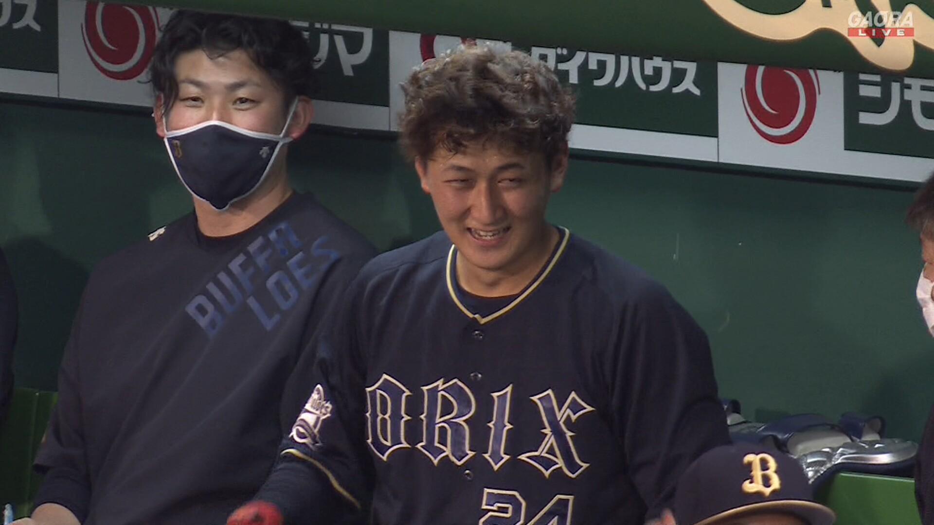 オリックス・紅林、阪神3連戦で7打点の大活躍!