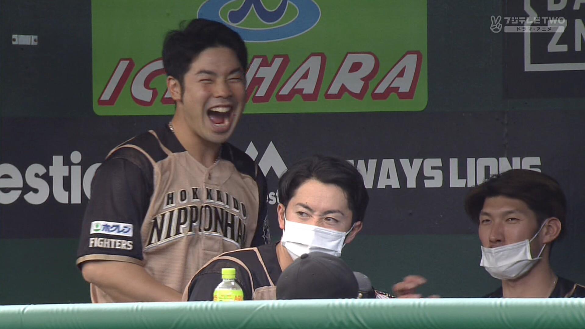 杉谷、1試合2死球 → 近藤爆笑wwwwww