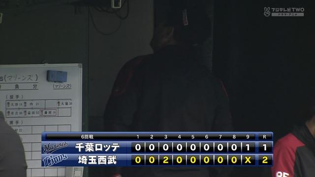【貧打】 ロッテ、4月を終えて打率.186(751-140)