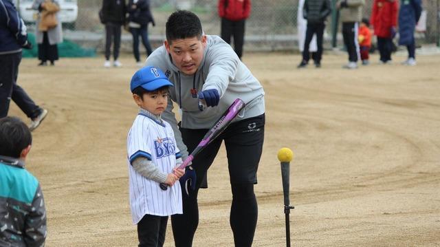 筒香、子供たちの野球離れに提言「楽しそうに野球をやっていない」