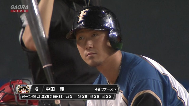中田翔さん、あえてフリー打撃を行わず「明日もやらない。ここまで来たらどうにでもなれと思ってる」