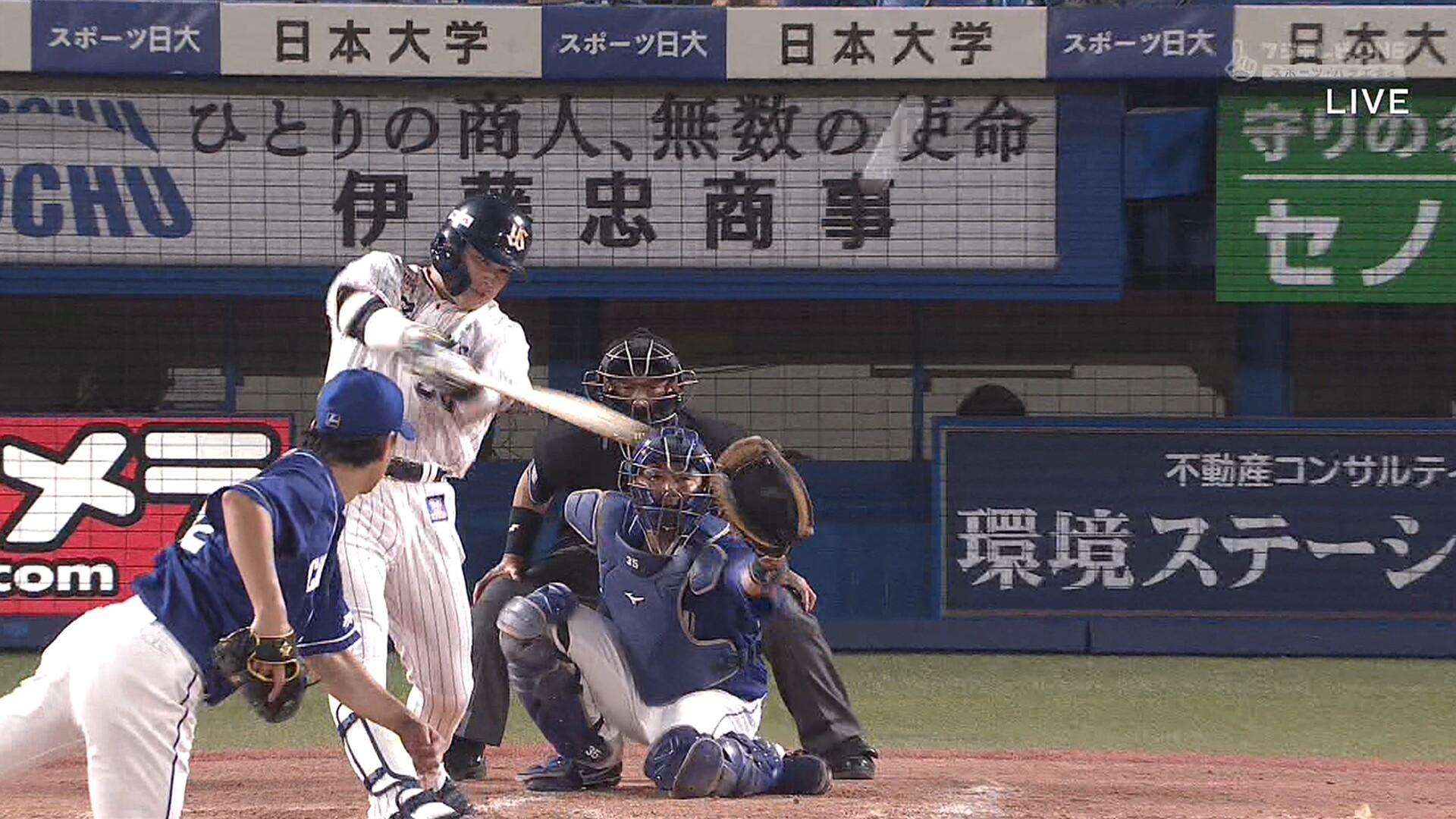村上、岡本に並ぶ37号ホームラン! 打点王も射程圏に