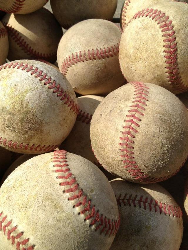 硬式野球ボール