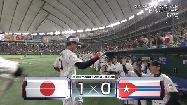 【WBC】侍ジャパン先制! 山田が先頭打者ホームランキタ━━━(●^◇^●)━━━!!