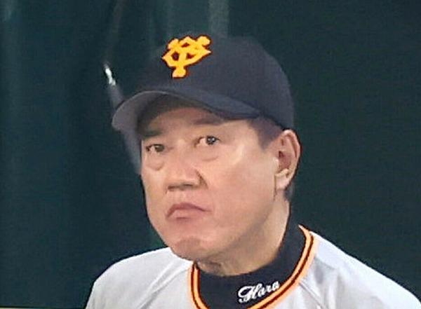 巨人・原監督、澤村の3軍降格に「メンタルで逃げる人は神頼みでもすればいい」